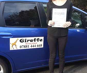 pass your driving test in rotherham